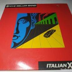 Discos de vinilo: LP - STEVE MILLER BAND – ITALIAN X RAYS - 822 823-1 (VG+ / VG+ ) HOLANDA 1984. Lote 207032383