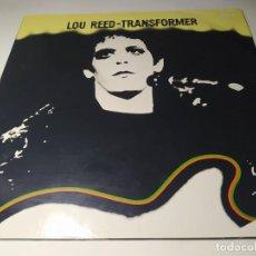 Discos de vinilo: LP - LOU REED – TRANSFORMER - NL 83806 (VG+ / VG+ ) EURO REISSUE 1989. Lote 207032672