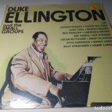 Discos de vinilo: LP - DUKE ELLINGTON AND THE SMALL GROUPS - LPJT 70 (VG+ / VG+ ) ITALY 1987. Lote 207035582
