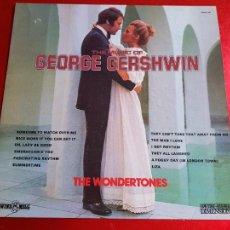 Discos de vinilo: LP-VINILO-GEORGE GERSHWIN-MUSICA-WIND MILL-THE WONDERTONES-1973-12 TEMAS. Lote 42431687