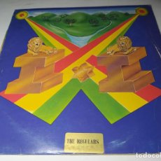 Discos de vinilo: LP - I&I - THE REGULARS – I✡I - SOFF LP 001 (VG+ / F ) UK 1980 - GREEN ( LEER DESCRIPCION). Lote 207038292
