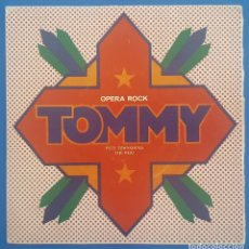 Discos de vinilo: SINGLE / OPERA ROCK TOMMY / PETE TOWNSHEND, THE WHO / ROGER DALTREY/LISTENING TO YOU SEE ME, FEEL ME. Lote 207039221