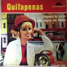 Discos de vinilo: LP ARGENTINO DE LOS CABALLEROS DE LA ROSA Y LA ORQUESTA DE HANS LAST AÑO 1963. Lote 207040732