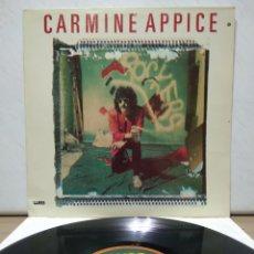 Discos de vinilo: CARMINE APPICE - CARMINE APPICE 1981 ED GRECIA. Lote 207046798