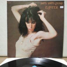 Discos de vinilo: PATTI SMITH GROUP - EASTER 1978 ED ALEMANA. Lote 207047021