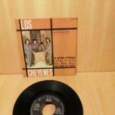 Discos de vinilo: LOS CHEYENES. NO PIERDAS EL TIEMPO, ESTOY TRISTE, ETC EP 1966.. Lote 207049900