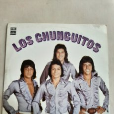 Discos de vinilo: LOS CHUNGUITOS-EMI. Lote 207051648