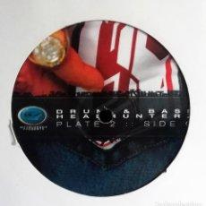 Dischi in vinile: DRUM & BASS HEADHUNTERZ METALHEADZ UK DRUM N BASS- DISCO 2 –BLAME & RUFIGE KRU. Lote 207051861