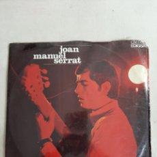 Discos de vinilo: JOAN MANUEL SERRAT EL SETZE JUTGES. Lote 207052885