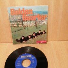 Discos de vinilo: GOLDEN QUARTER. PORQUÉ, CUANDO PARTO POR EL MAR, ETC. EP 1964.. Lote 207057501