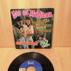Discos de vinilo: DÚO RUBAN. ESTO MADISON, TWIST A NAPOLI, ETC EP 1961.. Lote 207061425