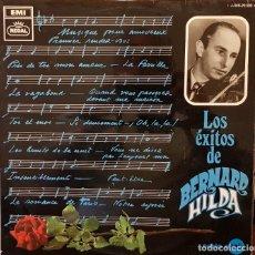 Discos de vinilo: LOS EXITOS DE BERNARD HIKDA - MUSIQUE POUR AMOUREUX. Lote 207063418