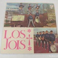 Discos de vinilo: SINGLE/LOS JOIS/LA BAMBA/HOGAR DE SAN JOSE DE GIJON.. Lote 207064911