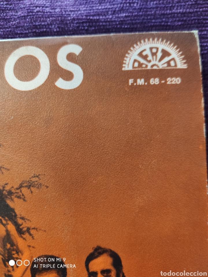 Discos de vinilo: SINGLE, LOS PICCOLOS, MUY ESCASO, PERFECTO - Foto 2 - 207069455