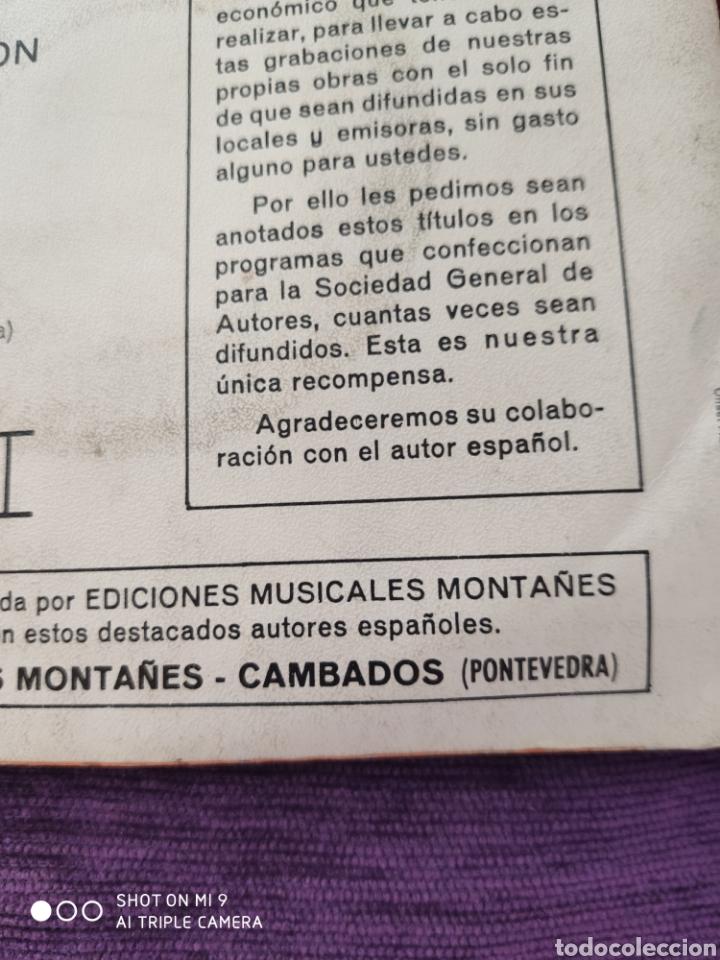 Discos de vinilo: SINGLE, LOS PICCOLOS, MUY ESCASO, PERFECTO - Foto 4 - 207069455