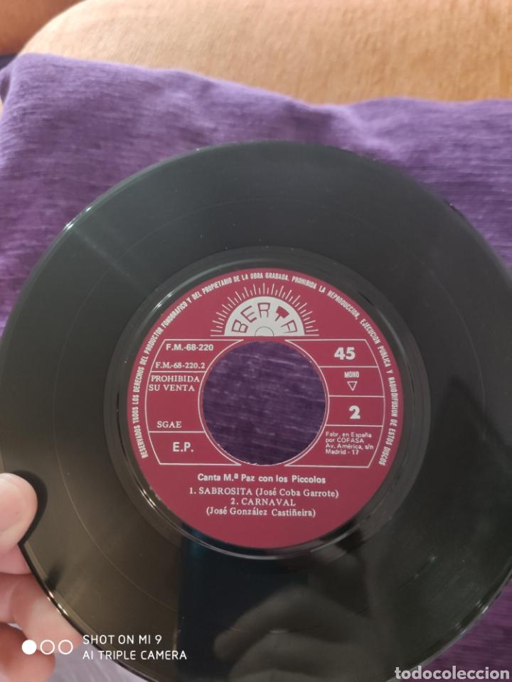 Discos de vinilo: SINGLE, LOS PICCOLOS, MUY ESCASO, PERFECTO - Foto 8 - 207069455