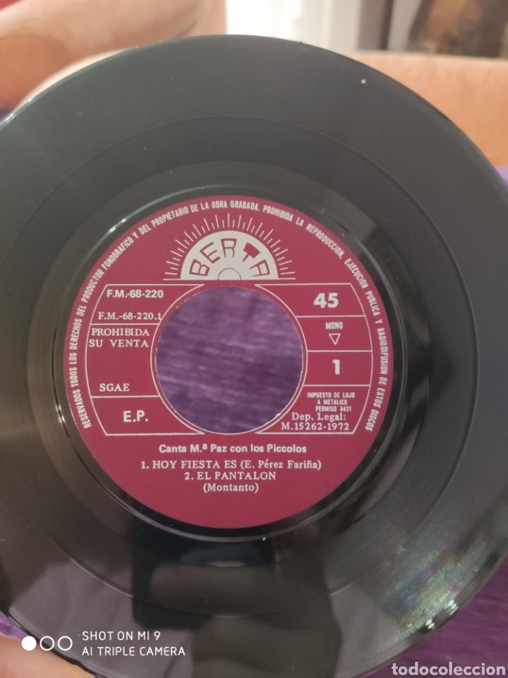 Discos de vinilo: SINGLE, LOS PICCOLOS, MUY ESCASO, PERFECTO - Foto 10 - 207069455