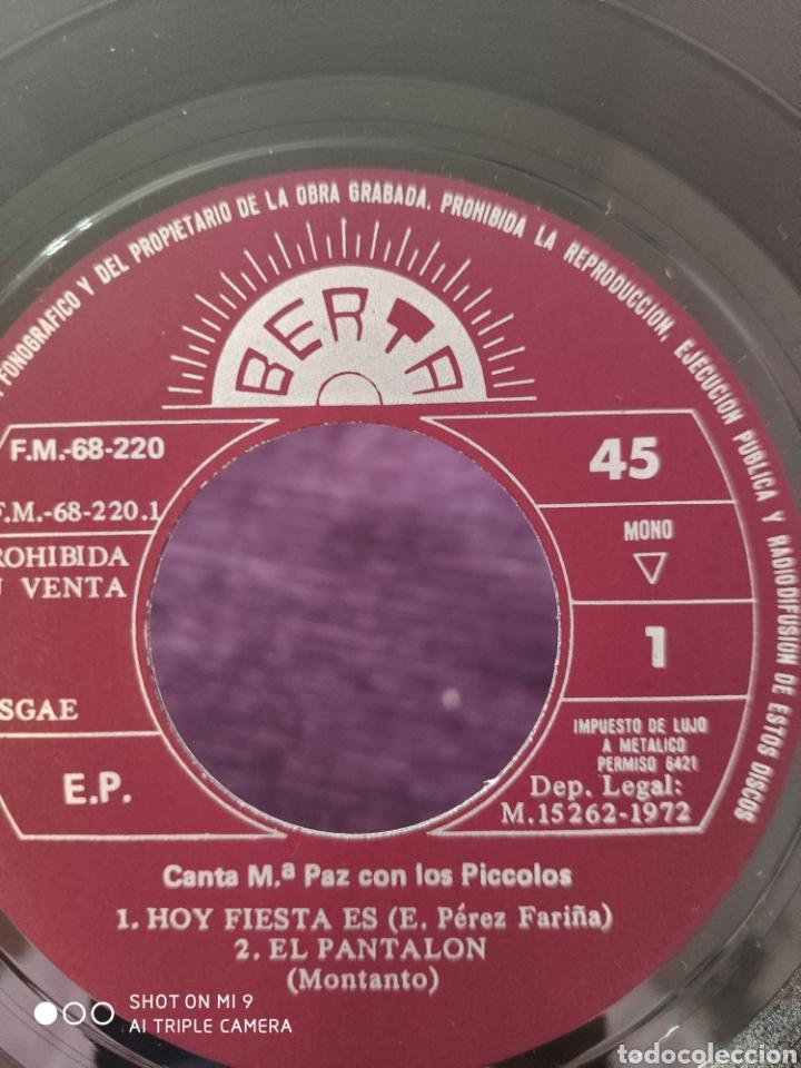 Discos de vinilo: SINGLE, LOS PICCOLOS, MUY ESCASO, PERFECTO - Foto 11 - 207069455