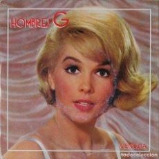 Discos de vinilo: HOMBRES G// VENECIA// SINGLE// 1985// TWINS. Lote 207071250