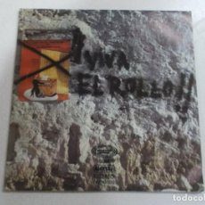 Discos de vinilo: VIVA EL ROLLO. 45 RPM. JUMPING JACK FLASH+THE MOON: WHAT A CHILD. MOVIPLAY AÑO 1976. Lote 207075648
