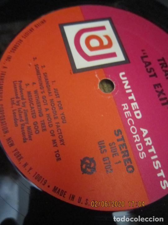 Discos de vinilo: TRAFFIC - LAST EXIT LP - ORIGINAL U.S.A. - UNITED ARTISTS RECORDS 1969 - STEREO - MUY BUEN ESTADO - Foto 16 - 207078338
