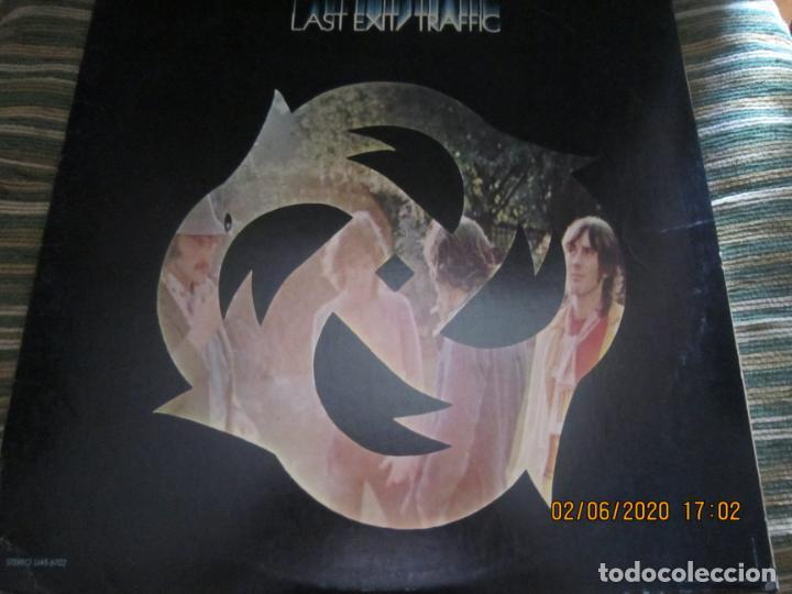 Discos de vinilo: TRAFFIC - LAST EXIT LP - ORIGINAL U.S.A. - UNITED ARTISTS RECORDS 1969 - STEREO - MUY BUEN ESTADO - Foto 19 - 207078338