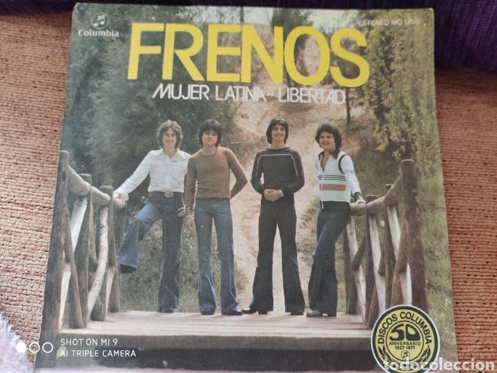 Discos de vinilo: LOTE, 9 SINGLES, AÑOS 60/70, VER, LOS FRENOS, ALICIA Y N. GRISES, L. PANCHOS, P. TAM., O. TITAN ETC - Foto 2 - 207080295