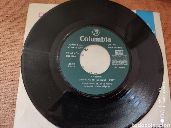 Discos de vinilo: LOTE, 9 SINGLES, AÑOS 60/70, VER, LOS FRENOS, ALICIA Y N. GRISES, L. PANCHOS, P. TAM., O. TITAN ETC - Foto 5 - 207080295