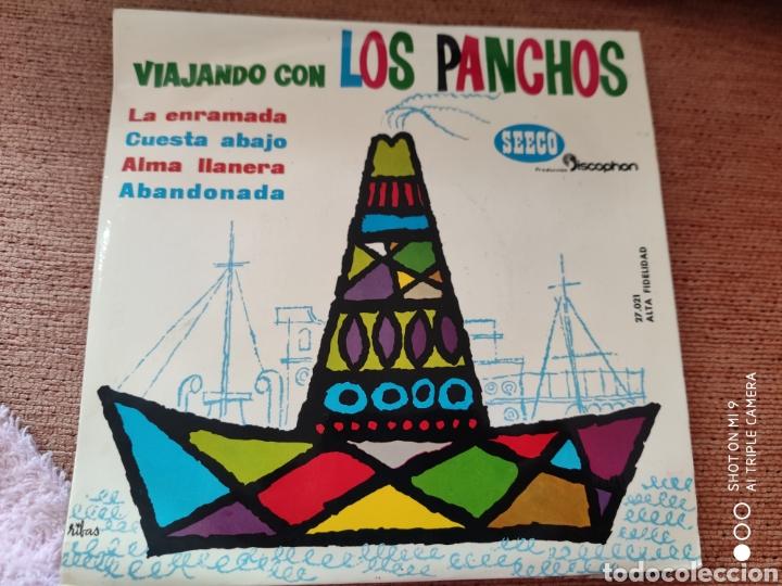 Discos de vinilo: LOTE, 9 SINGLES, AÑOS 60/70, VER, LOS FRENOS, ALICIA Y N. GRISES, L. PANCHOS, P. TAM., O. TITAN ETC - Foto 11 - 207080295