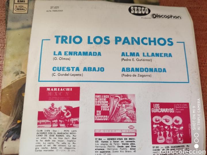 Discos de vinilo: LOTE, 9 SINGLES, AÑOS 60/70, VER, LOS FRENOS, ALICIA Y N. GRISES, L. PANCHOS, P. TAM., O. TITAN ETC - Foto 13 - 207080295