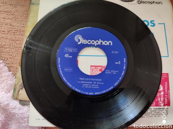 Discos de vinilo: LOTE, 9 SINGLES, AÑOS 60/70, VER, LOS FRENOS, ALICIA Y N. GRISES, L. PANCHOS, P. TAM., O. TITAN ETC - Foto 14 - 207080295