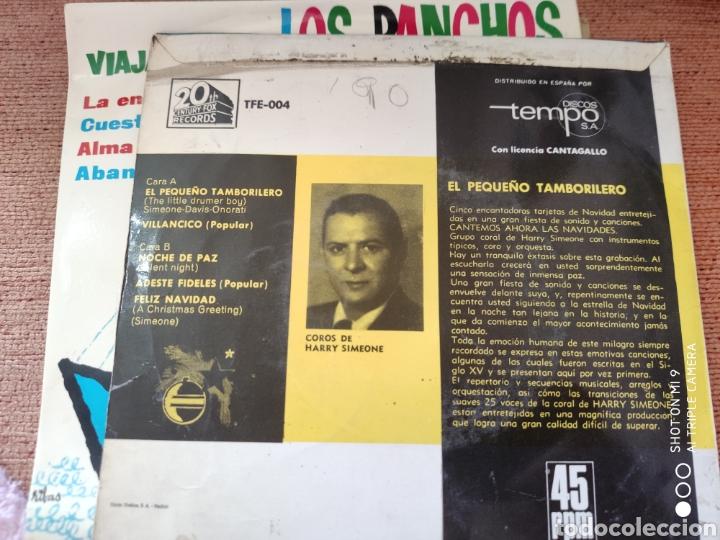 Discos de vinilo: LOTE, 9 SINGLES, AÑOS 60/70, VER, LOS FRENOS, ALICIA Y N. GRISES, L. PANCHOS, P. TAM., O. TITAN ETC - Foto 16 - 207080295