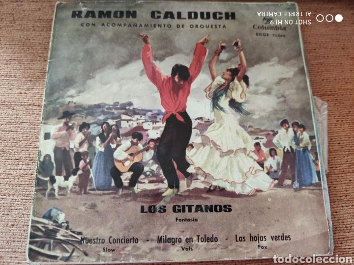 Discos de vinilo: LOTE, 9 SINGLES, AÑOS 60/70, VER, LOS FRENOS, ALICIA Y N. GRISES, L. PANCHOS, P. TAM., O. TITAN ETC - Foto 19 - 207080295