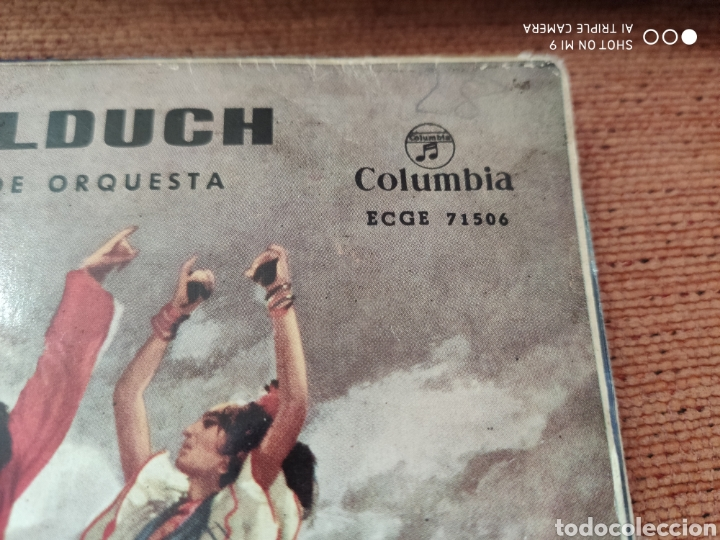 Discos de vinilo: LOTE, 9 SINGLES, AÑOS 60/70, VER, LOS FRENOS, ALICIA Y N. GRISES, L. PANCHOS, P. TAM., O. TITAN ETC - Foto 21 - 207080295
