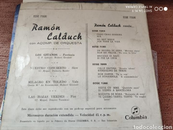 Discos de vinilo: LOTE, 9 SINGLES, AÑOS 60/70, VER, LOS FRENOS, ALICIA Y N. GRISES, L. PANCHOS, P. TAM., O. TITAN ETC - Foto 22 - 207080295