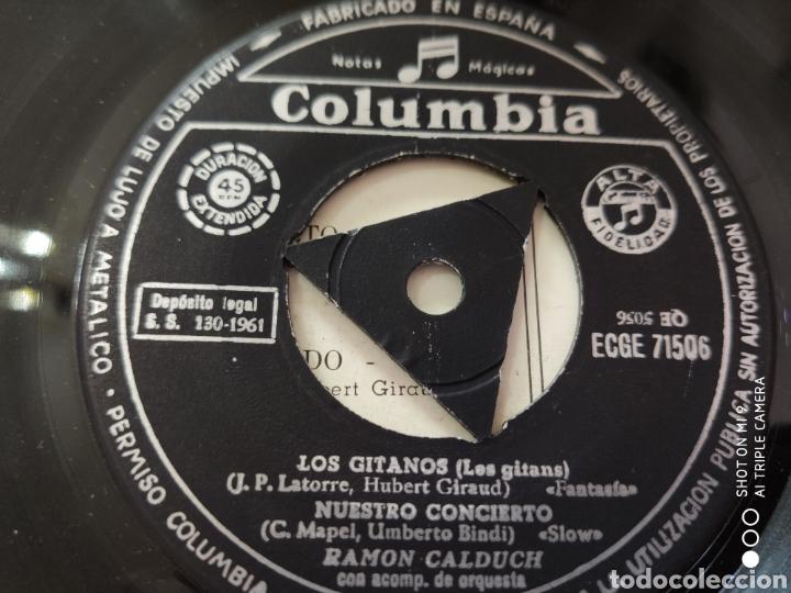 Discos de vinilo: LOTE, 9 SINGLES, AÑOS 60/70, VER, LOS FRENOS, ALICIA Y N. GRISES, L. PANCHOS, P. TAM., O. TITAN ETC - Foto 24 - 207080295