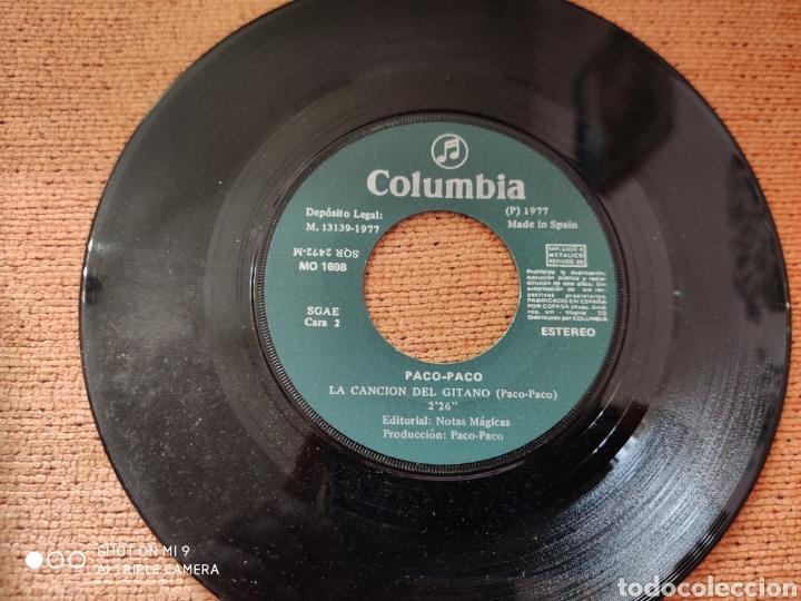Discos de vinilo: LOTE, 9 SINGLES, AÑOS 60/70, VER, LOS FRENOS, ALICIA Y N. GRISES, L. PANCHOS, P. TAM., O. TITAN ETC - Foto 30 - 207080295