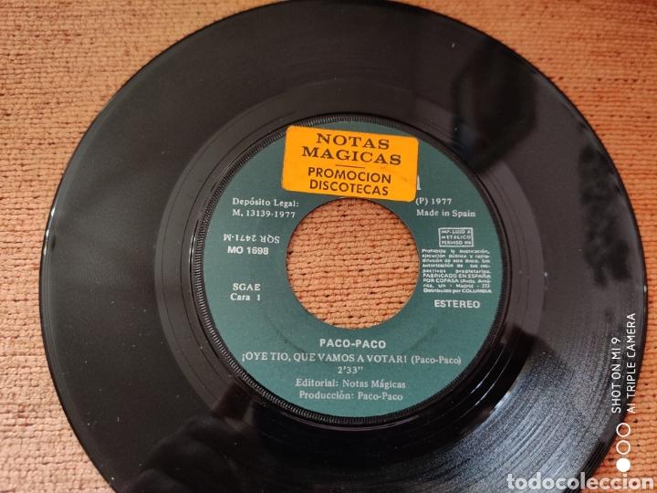 Discos de vinilo: LOTE, 9 SINGLES, AÑOS 60/70, VER, LOS FRENOS, ALICIA Y N. GRISES, L. PANCHOS, P. TAM., O. TITAN ETC - Foto 31 - 207080295