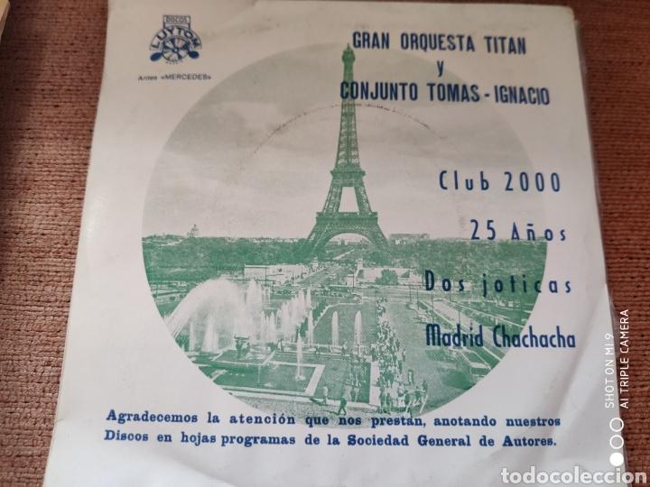 Discos de vinilo: LOTE, 9 SINGLES, AÑOS 60/70, VER, LOS FRENOS, ALICIA Y N. GRISES, L. PANCHOS, P. TAM., O. TITAN ETC - Foto 32 - 207080295