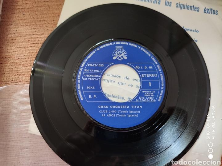 Discos de vinilo: LOTE, 9 SINGLES, AÑOS 60/70, VER, LOS FRENOS, ALICIA Y N. GRISES, L. PANCHOS, P. TAM., O. TITAN ETC - Foto 35 - 207080295