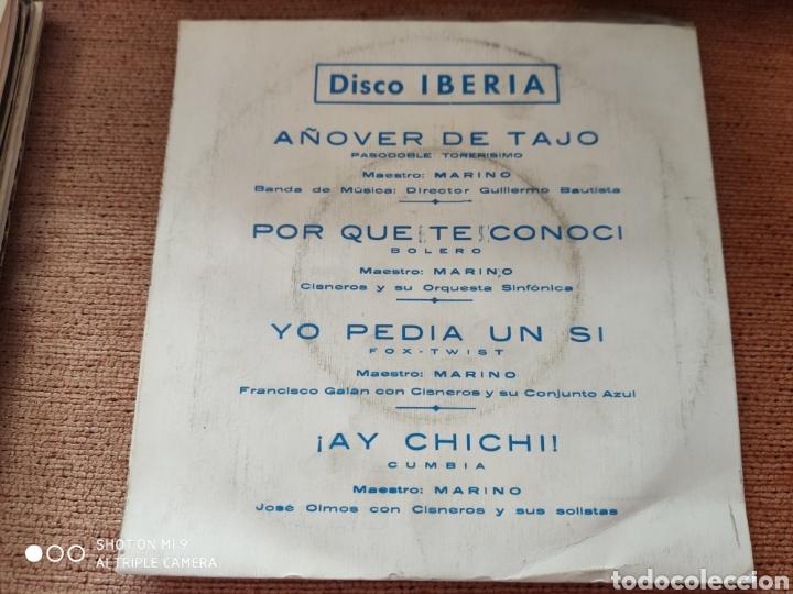 Discos de vinilo: LOTE, 9 SINGLES, AÑOS 60/70, VER, LOS FRENOS, ALICIA Y N. GRISES, L. PANCHOS, P. TAM., O. TITAN ETC - Foto 36 - 207080295