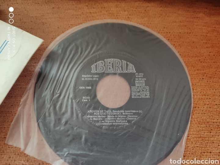 Discos de vinilo: LOTE, 9 SINGLES, AÑOS 60/70, VER, LOS FRENOS, ALICIA Y N. GRISES, L. PANCHOS, P. TAM., O. TITAN ETC - Foto 38 - 207080295