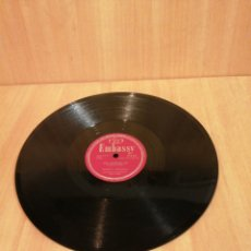 Discos de vinilo: SHORTY MITCHELL. ALL SHOOK UP ( BLACKWELL-PRESLEY), TEDDY BEAR. 10'' 78 RPM, ENGLAND 1957.. Lote 207088206