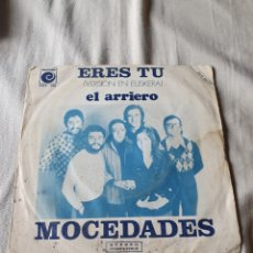 Discos de vinilo: MOCEDADES. Lote 207089648