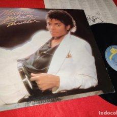 Disques de vinyle: MICHAEL JACKSON THRILLER LP 1982 EPIC EDICION INGLESA ENGLAND UK GATEFOLD. Lote 207093197