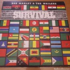 """Discos de vinilo: DISCO DE VINILO (LP) BOB MARLEY & THE WAILERS """"SURVIVAL"""". Lote 207096803"""