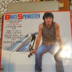 Discos de vinilo: BRUCE SPRINGSTEEN. COVER ME. MAXI SINGLE. Lote 207097631