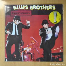 Discos de vinilo: BLUES BROTHERS - MADE IN AMERICA - LP. Lote 207098442