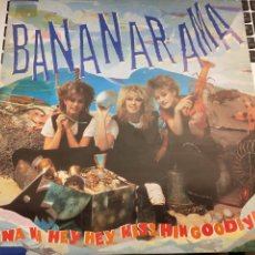 "Discos de vinilo: BANANARAMA - NA NA HEY HEY KISS HIM GOODBYE (12"", SINGLE)1983 :LONDON RECORDS NANX 4. VINILO NUEVO. Lote 207103910"