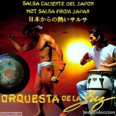 Discos de vinilo: ORQUESTA DE LA LUZ – SALSA CALIENTE DEL JAPÓN. Lote 207105548